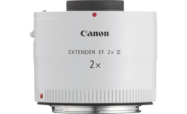 Canon EF 2x III Extender Front
