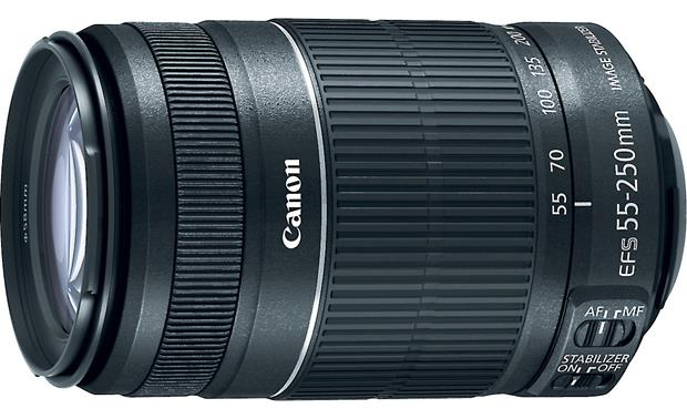 Canon EF-S 55-250mm f/4-5.6 IS STM Front
