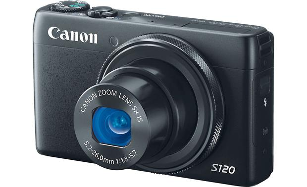 Canon PowerShot S120 Front