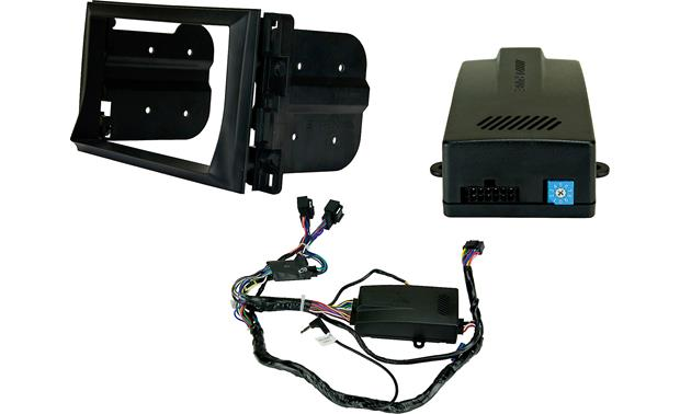Alpine KTX-GM7-O Restyle Dash and Wiring Kit Front