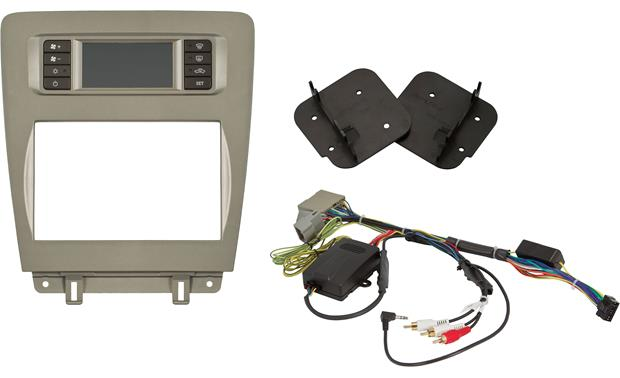 Alpine KTX-MTG8 Perfect FIT Dash and Wiring Kit Front