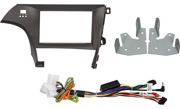 Alpine KTX-PRS8 Restyle Dash and Wiring Kit Front