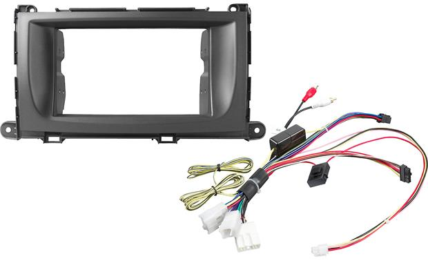 Alpine KTX-SNA Perfect FIT Dash and Wiring Kit Front