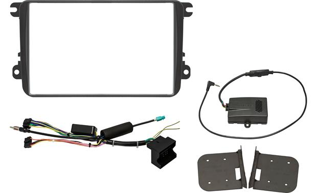 Alpine KTX-VW8 Restyle Dash and Wiring Kit Front