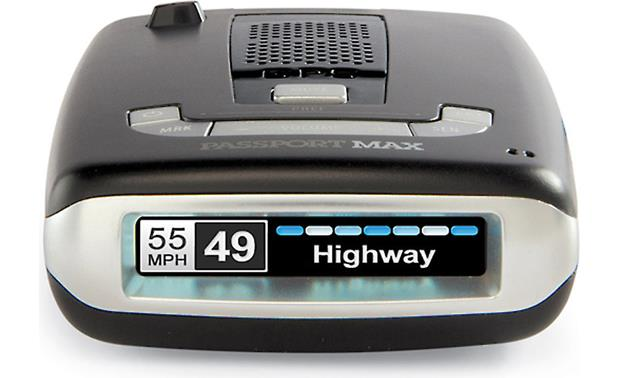 Escort Passport Max Escort Passport MAX Radar/Laser Detector