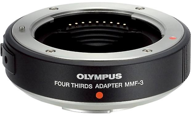 Olympus MMF-3 Adapter Front