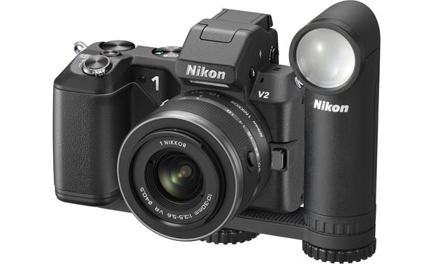 Nikon LD-1000 Shown attached to Nikon 1 camera (not included)