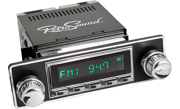 RetroSound 503-06-76 Faceplate and Knob Kit Radio not included