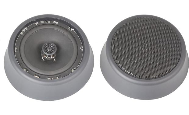 RetroSound RetroPod® RPOD6-652N RPOD6-652N shown with the included R-652N speakers installed