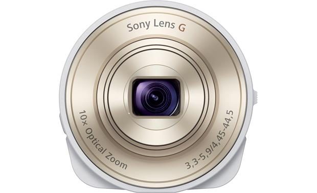 Sony Cyber-shot® DSC-QX10 Front (straight-on)