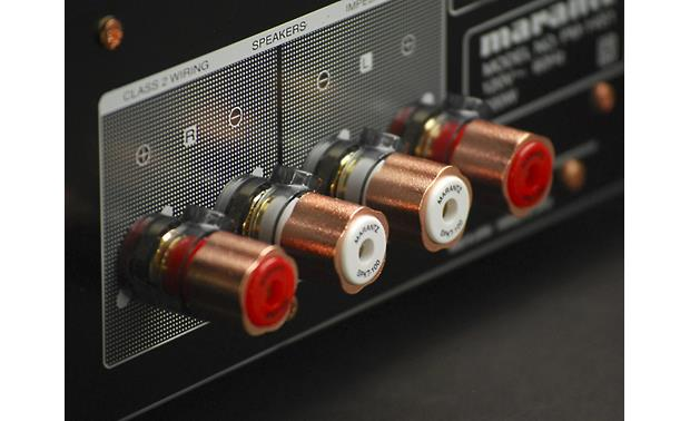 Marantz PM-14S1 High-purity copper speaker terminals