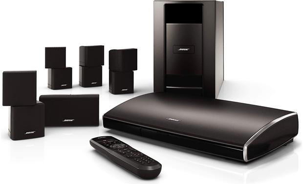 Bose® Lifestyle® 525 Series II home entertainment system Front