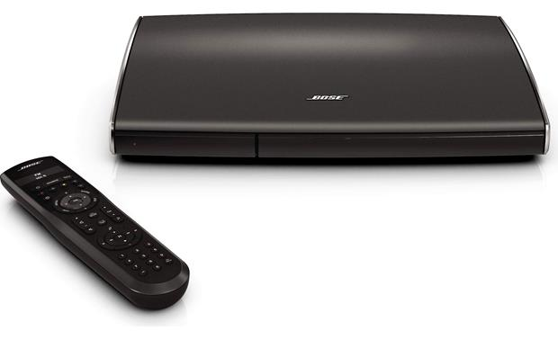 Bose® Lifestyle® 525 Series II home entertainment system Media center and remote