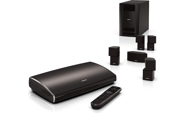 Bose® Lifestyle® 535 Series II home entertainment system Front
