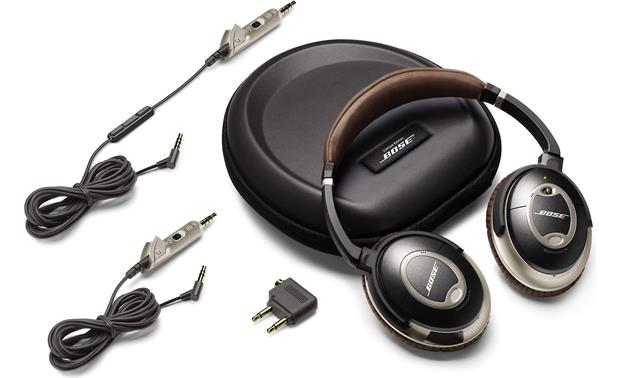 effddabb935 Bose® QuietComfort® 15 Acoustic Noise Cancelling® headphones With included  accessories