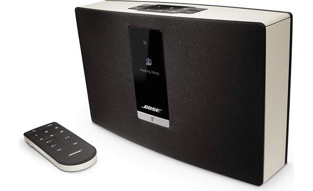Bose® SoundTouch™ Portable Wi-Fi® music system Front