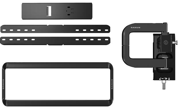 Sanus Premium Series Vlf525 Full Motion Wall Mount With