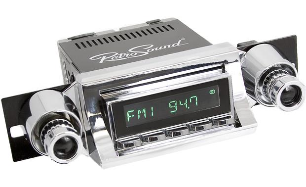 Retrosound 104-252-51-74 Faceplate and Knob Kit Radio not included