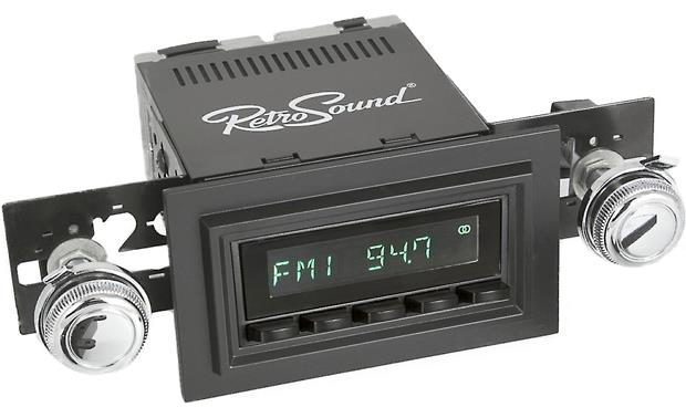 Retrosound Faceplate and Knob Kit Front