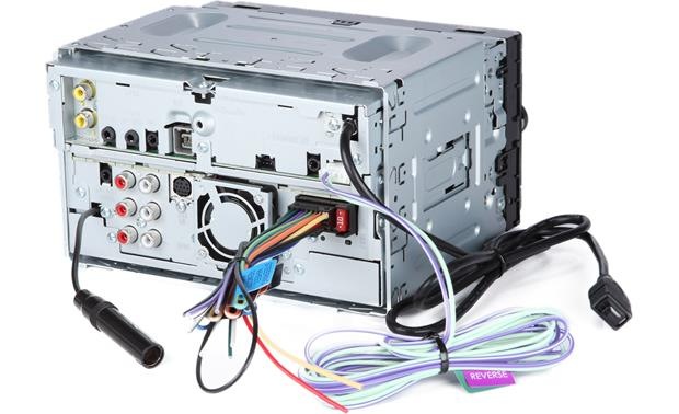 Wiring Diagram For Kenwood Dnx570hd