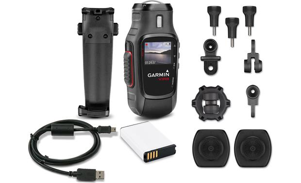 Garmin VIRB VIRB with supplied accessories