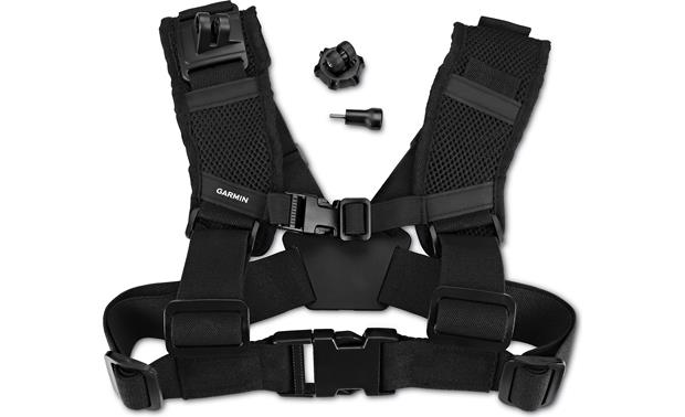 Garmin Shoulder Harness Mount Front