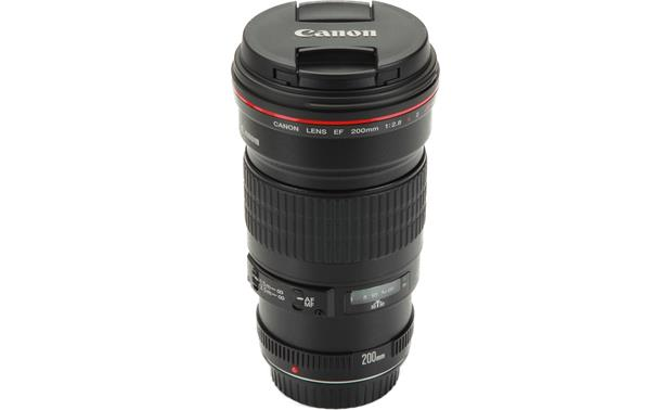 Canon EF 200mm f/2.8L II USM Front