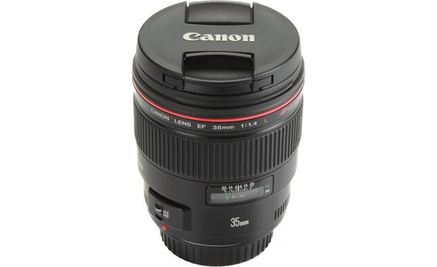 Canon EF 35mm f/1.4L USM Front