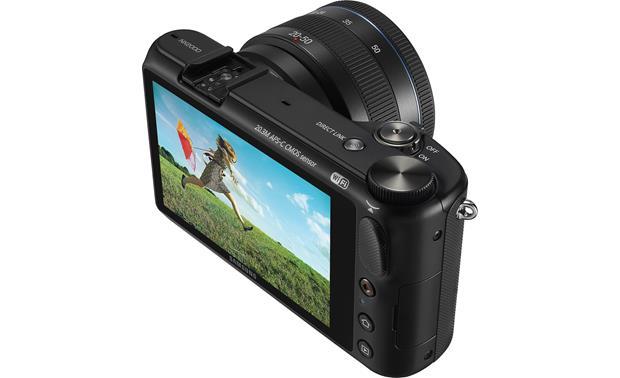 Samsung NX2000 Smart Camera Two Lens Kit