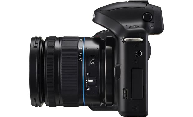 Samsung Galaxy NX-GN120 Left side view