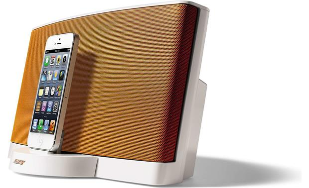 Bose® SoundDock® Series III digital music system — Limited Edition Color Collection Orange (iPhone not included)