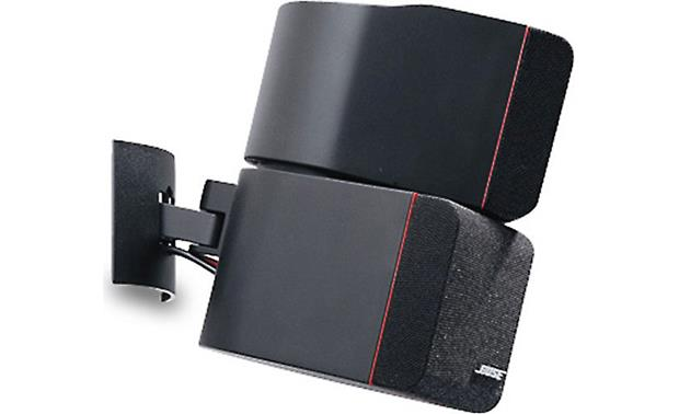 bose ub 20 bracket black wall ceiling bracket at. Black Bedroom Furniture Sets. Home Design Ideas