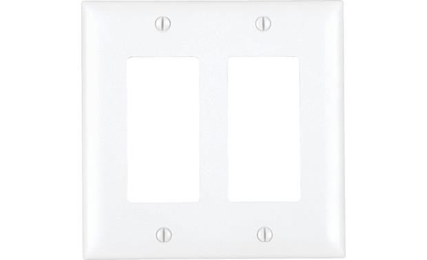 On-Q Decorator Wall Plate Front