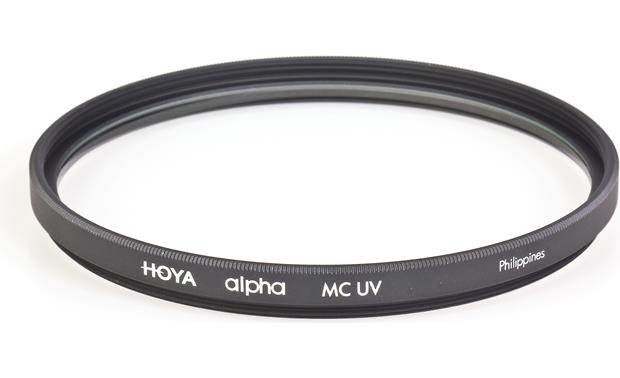 Hoya Alpha UV Filter Front (55mm)