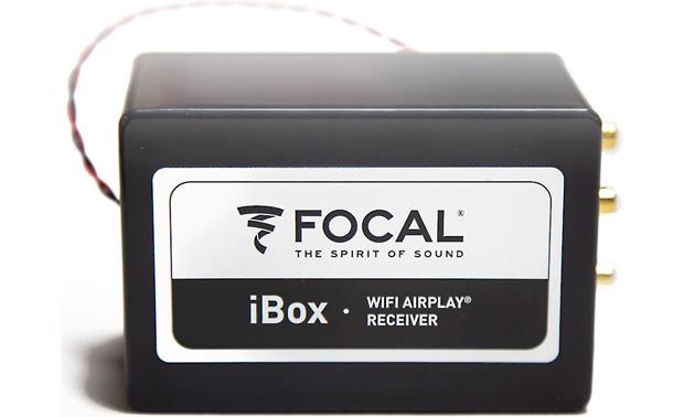 Focal iBox Front