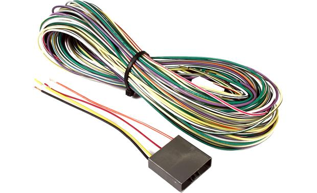 Amp Bypass Harness : Metra amp bypass harness connect a new car stereo