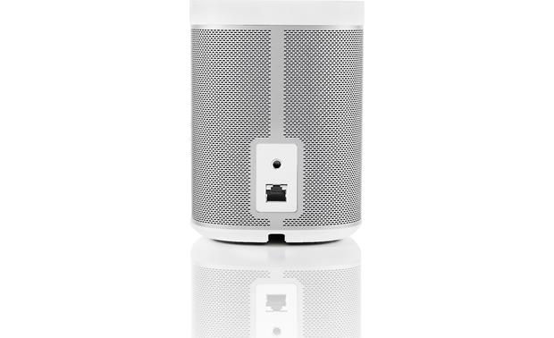 Sonos Playbase 5.1 Home Theater System White Play:1 back