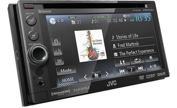 JVC Arsenal KW-ADV65BT Other