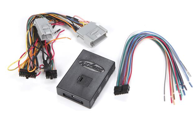 [QNCB_7524]  Metra GMOS-04 Wiring Interface Connect a new car stereo and retain OnStar®,  the audible safety warnings and chimes, and the Bose® audio system in  select GM vehicles at Crutchfield | Denali Audio Wiring |  | Crutchfield