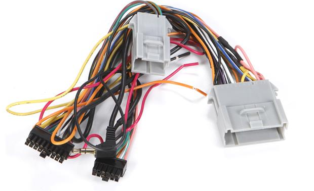 Metra GMOS-04 Wiring Interface Other