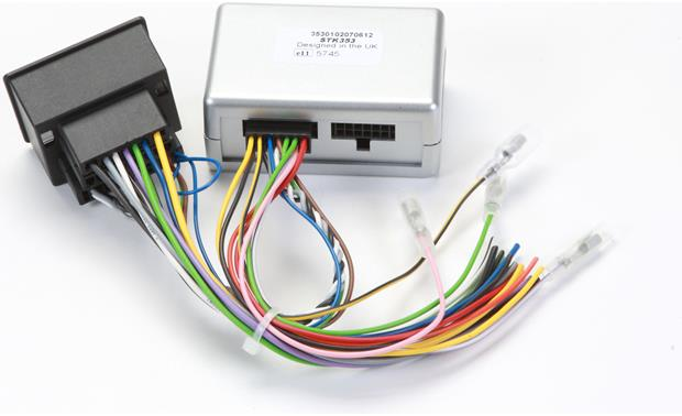 Scosche GM5204 Dash and Wiring Kit Other