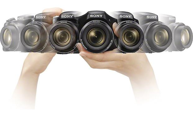 Sony Cyber-shot® DSC-H200 Take sweeping panoramas