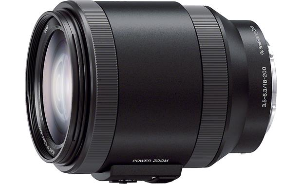 Sony SELP18200 18-200mm f/3.5-6.3 Front