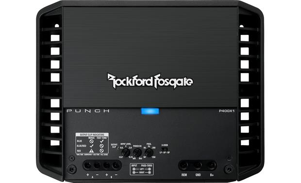 Rockford Fosgate Punch P400X1 Other