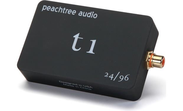 Peachtree Audio T1 Front
