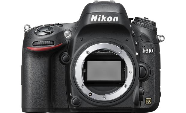 Nikon D610 (no lens included) Front