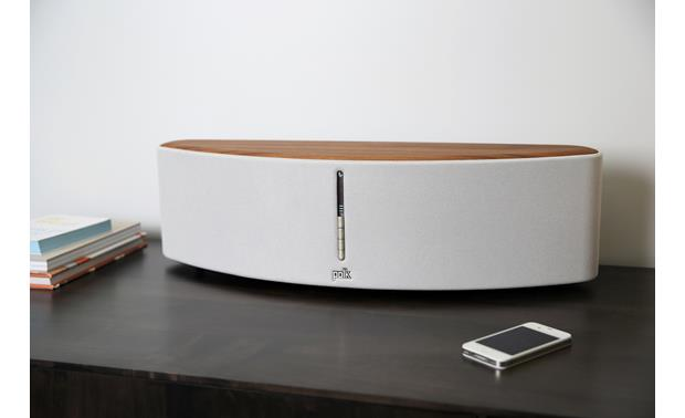 Polk Audio Woodbourne Play music from your favorite Bluetooth device (iPhone not included)