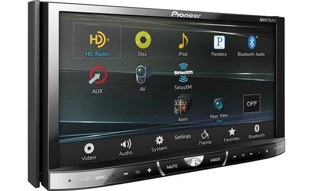 Pioneer AVH-X5600BHS Other