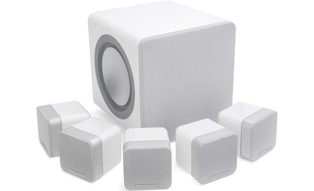 Cambridge Audio Minx S215-V2 White