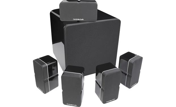 Cambridge Audio Minx S325-V2 Black
